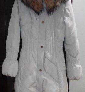 Женский зимний пуховик Icebear