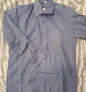 Новая рубашка, р.32, длин.рукава