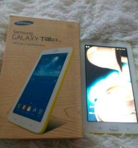 Samsung Galaxy tab3 планшет+чехлы