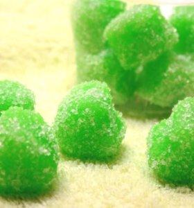 Сахарное мыло-скраб