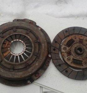 Корзина сцепления с диском