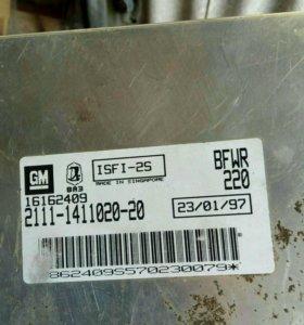 ЭБУ на Ваз в рабочем состоянии,стоял на ваз 21099