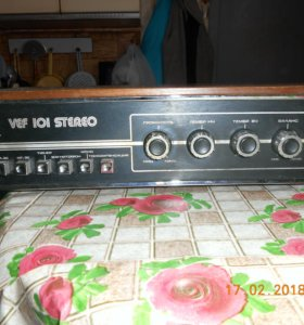 VEF 101 stereo