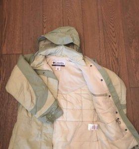 Куртка с флиской