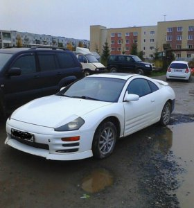 Mitsubishi Eclipse, 2002