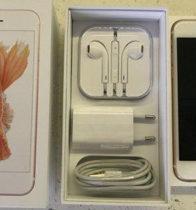 iPhone 6S 64 GB, Rose Gold (б/у)