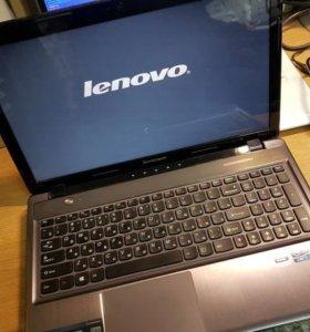 Игровой ноутбук Lenovo Z580
