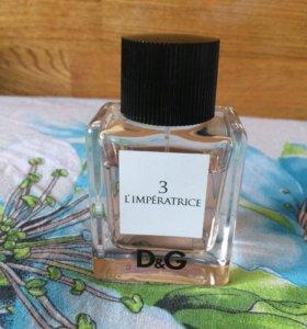 D&G Imperatrice3 оригинал