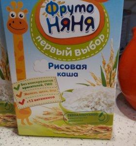 Безмолочная рисовая каша 8 штук