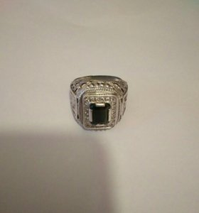 Печатка, кольцо. Серебро