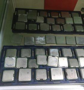 Процессоры новые и бу
