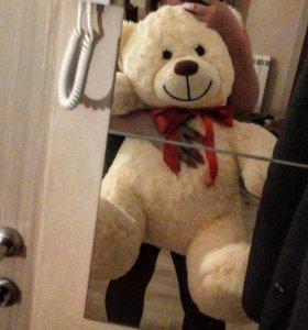 Новый плюшевый медведь)