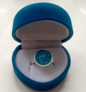 Hand made кольца из кабошонов