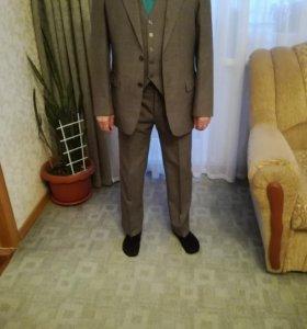 Мужской костюм,тройка