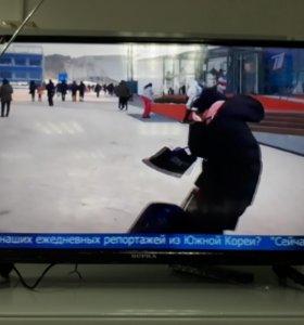Телевизор SUPRA STV-LC32T700WL новый