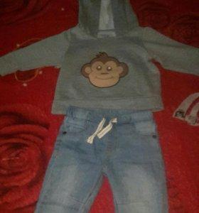 Детский костюмчик. Детские вещи на мальчика