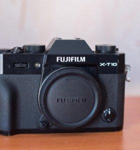 Fujifilm X-T10 Kit XC16-50mm F3.5-5.6