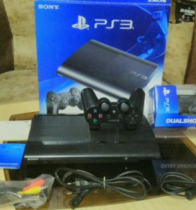 Sony PlayStation 3 SuperSlim 500 гб
