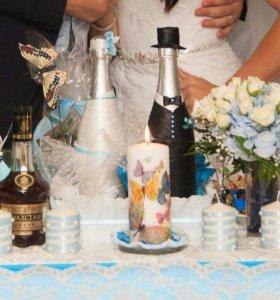 Свадебный набор под заказ
