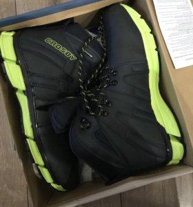Ботинки мужские Crosby 43-44 размер
