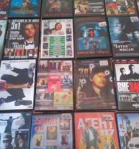 ДВД иностранные фильмы