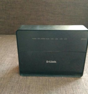 WiFi-роутер D-Link DIR-615/A