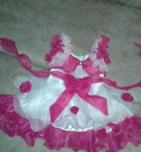 Платья и сарафаны для малышки