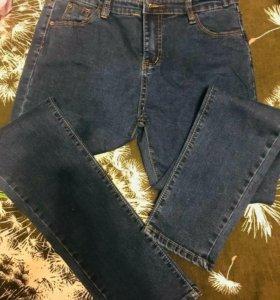 Новые джинсы Skinny р.46