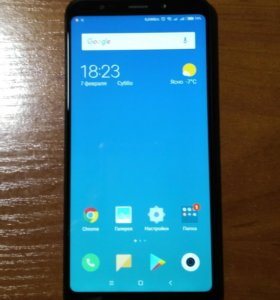 НОВЫЙ Xiaomi Redmi 5 Plus 3/32