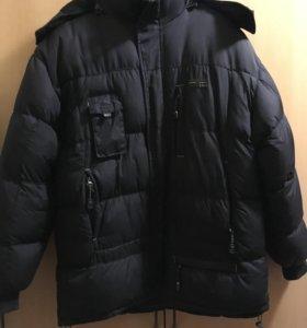 Куртка зимняя мужская XL