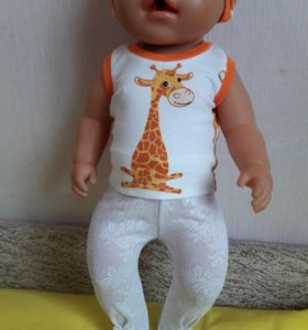 Одежда для куклы Бэби Бон.