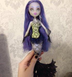 Кукла монстр хай серена русалка призрак