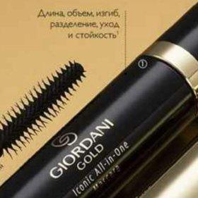 Тушь для рестниц Giordani Gold универсальная