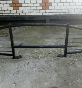 Кенгурин на УАЗ