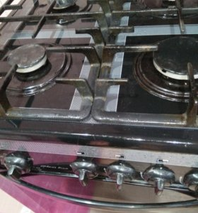Газовая печка гефест