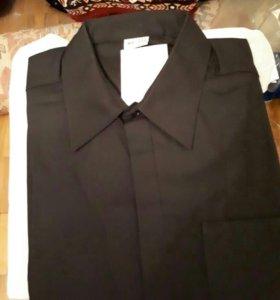 Спецодежда, Рубашка мужская черная НОВАЯ