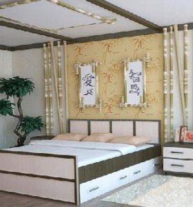 Элегантные кровати на заказ.