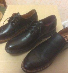 Ботинки мужские (классика )новые 43 разм.