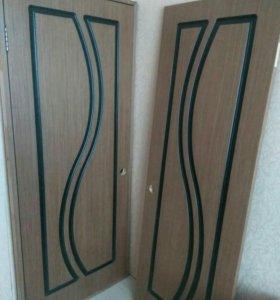 Двери межкомнатные новые собранные готовые к монта