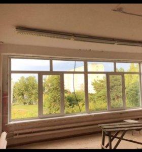 Окна , двери и балконы ПВХ