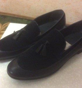 Ботинки мужские новые .44 размер