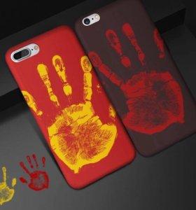 Чехол тепловой на iPhone 7,8,7+,8+
