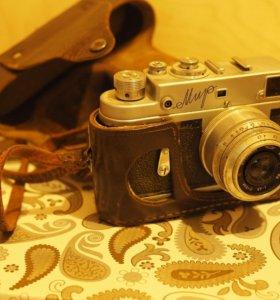Фотоаппарат Мир с Индустаром-50