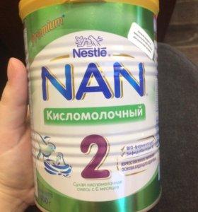 NAN 2 кисломолочная