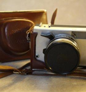 Фотоаппарат Zorki 10 с объективом Industar-63