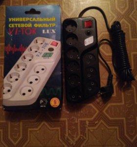 Продаю фильтр сетевой новый Санкт-Петербург