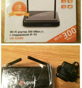 Wi-Fi роутер UPVEL UR-325BN