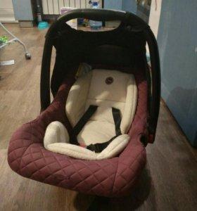 Автолюлька Happy Baby Skyler