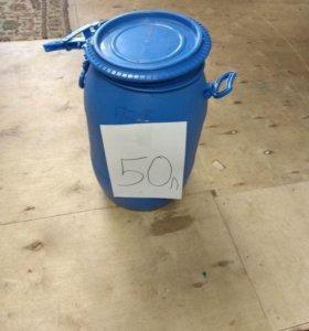 Бочки 50 литров