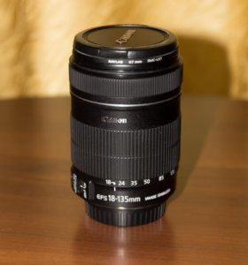 Продам объектив Canon EF-S 18-135mm f/3.5-5.6 IS